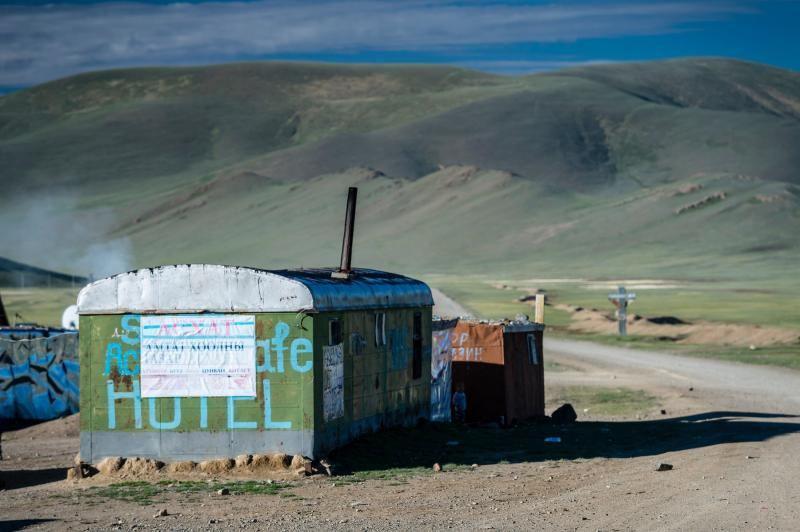 Shed-Mongolia