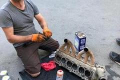 Bas-doing-some-minor-maintenance-on-Silvia-Day-19-Kazakhstan