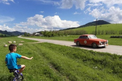 Car-60-Volvo-arriving-in-Aya