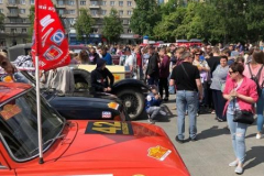 Rally-fans-in-Novosibirsk