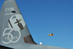 12-Hercules-rear-fin-with-Tiger-Moth-flying-in-the-background