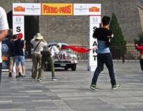 The Race has begun - Beijing