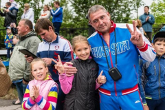 Day 18 - Spectators in Perm, Russia