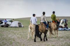 Camping, Peking to Paris 2016. Day 03. Erenhot to camp.