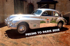 Peking to Paris car
