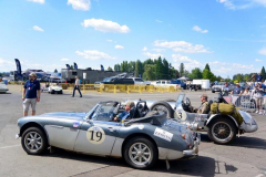 Day 21 - Bend to Newberg, Oregon - Racetrack2