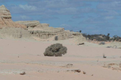 The Great Walls of China, Lake Mungo